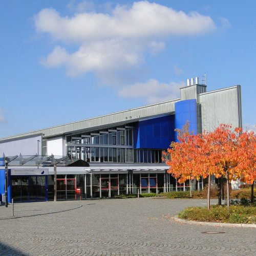 Haupteingang BFW Dresden