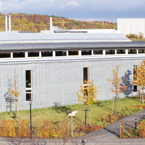 Sporthalle des BFW Dresden